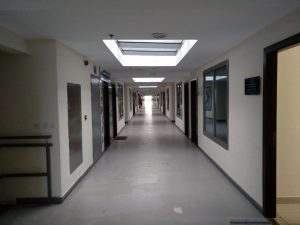 Office Passage way